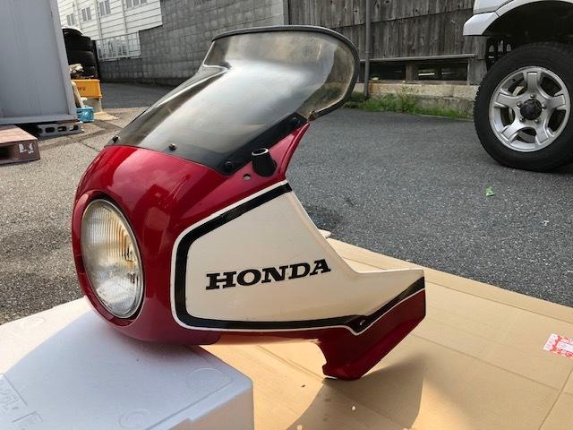 HONDA CBX400/550用 純正インテグラカウル 中古品 /CBXインテグラカウル/CBXカウル_画像2