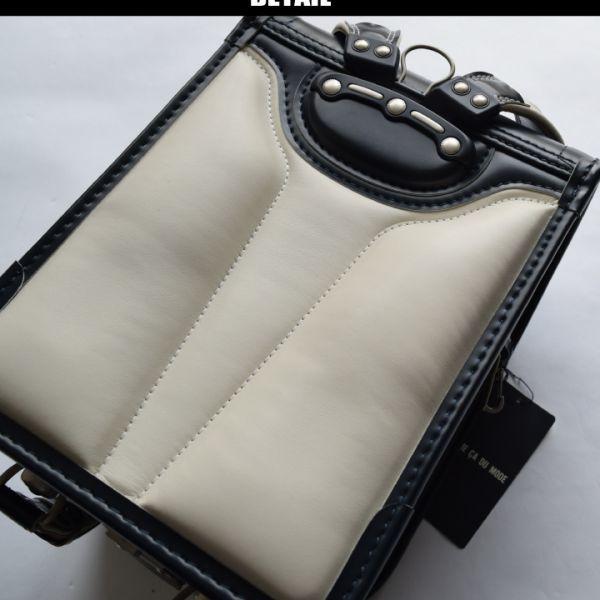 ◆コムサデモードフィユ(COMME CA ANGEL)◆新品箱付き 定価66.960円 純日本製 ランドセル 紺 6年間保証_画像6