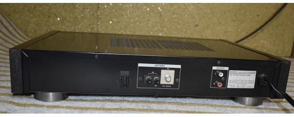 SONY ソニー FM-AMステレオチューナー ST-S333ESXⅡ オーディオ機器 チューナー 通電、動作確認済 D-562_画像7