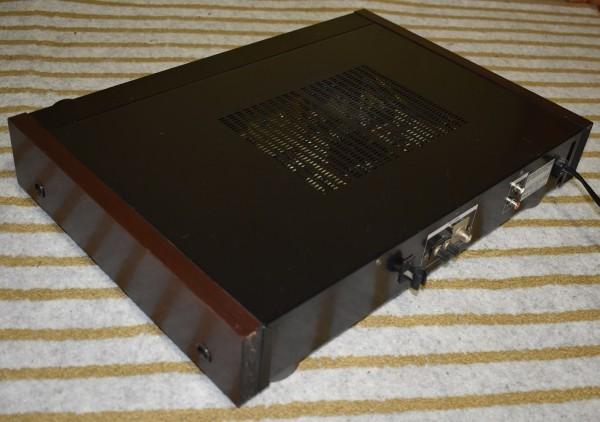 SONY ソニー FM-AMステレオチューナー ST-S333ESXⅡ オーディオ機器 チューナー 通電、動作確認済 D-562_画像6
