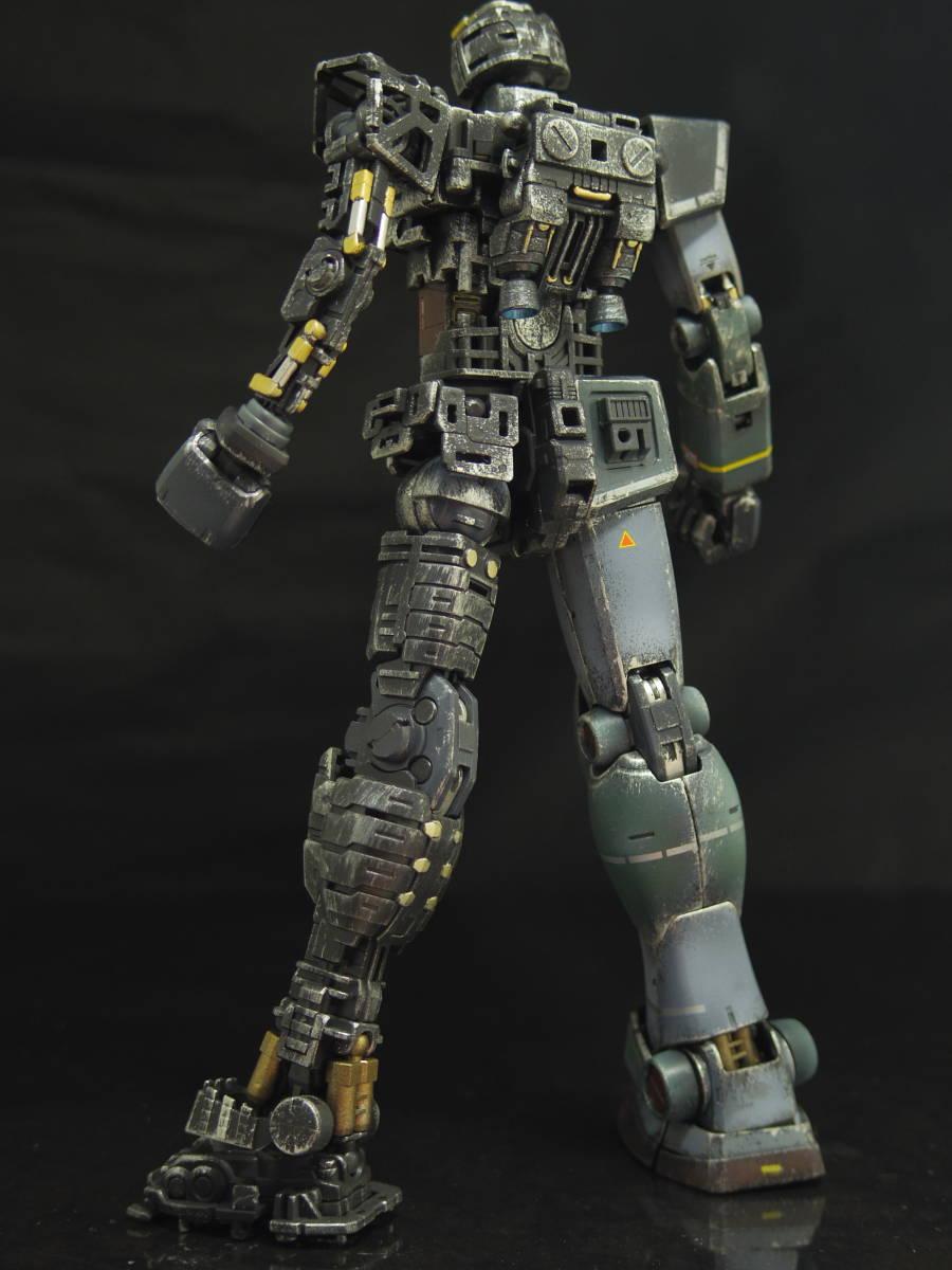 MG 1/100 RX-78-2 ガンダム Ver.2.0 リアルタイプ 完成品_画像10