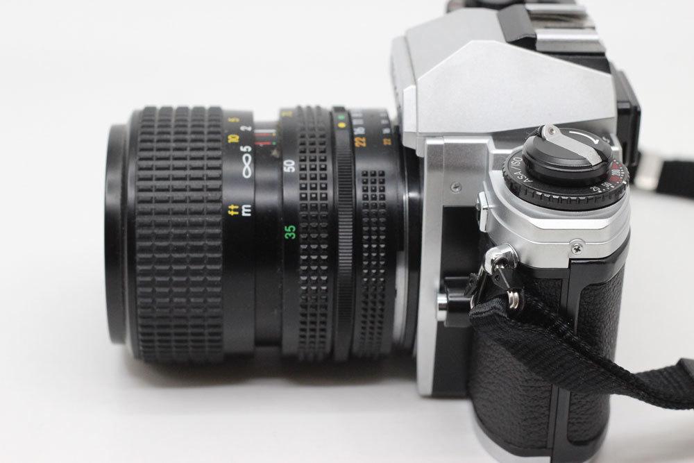 ニコン Nikon FG-20 NIKKOR 35-70mm 3.5-4.8 フィルムカメラ_画像3