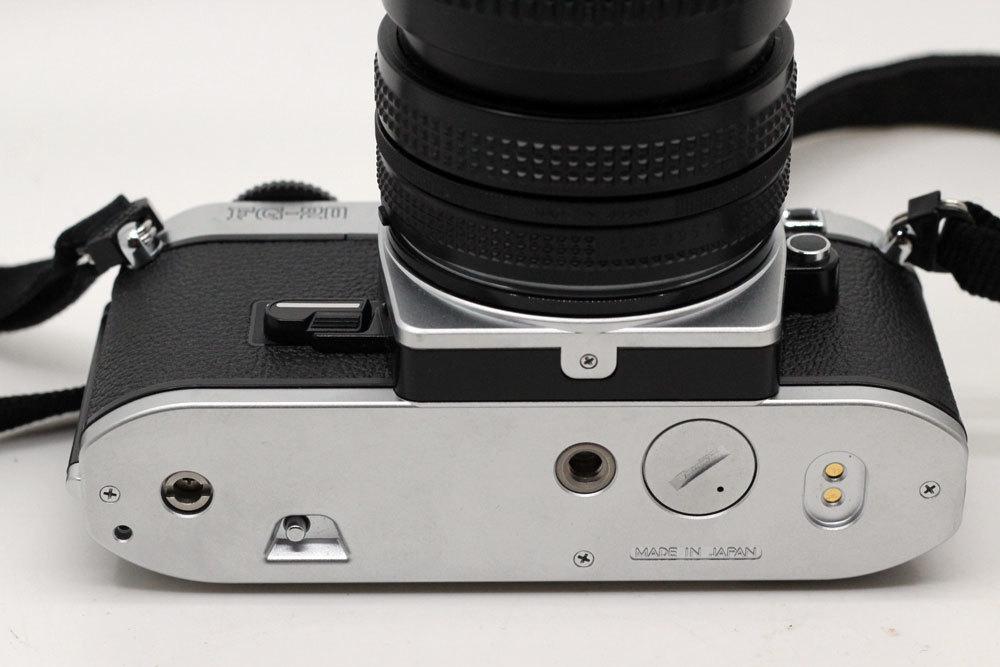 ニコン Nikon FG-20 NIKKOR 35-70mm 3.5-4.8 フィルムカメラ_画像6