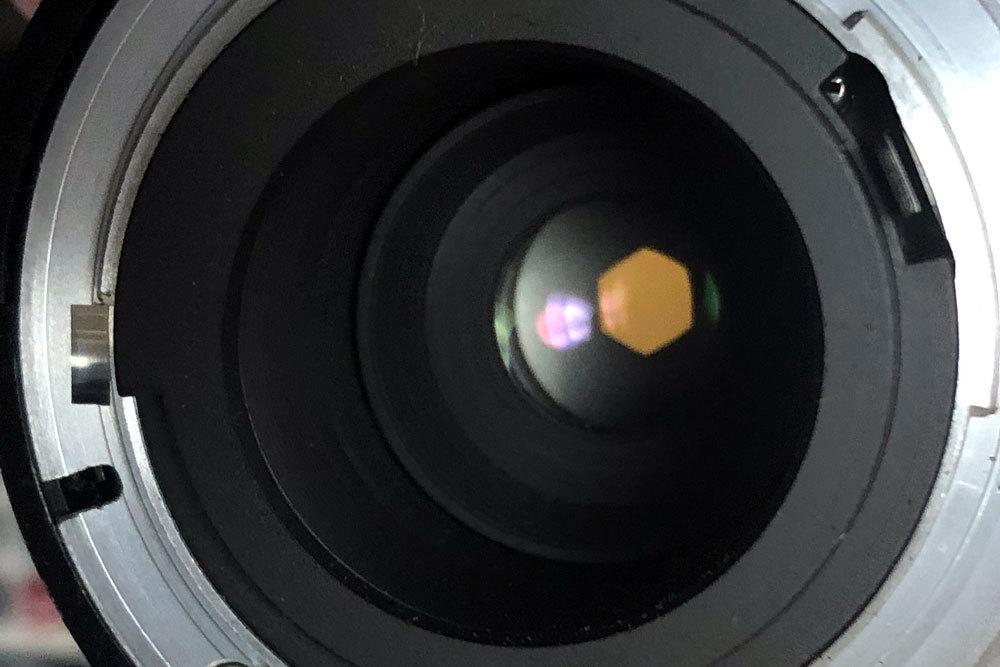 ニコン Nikon FG-20 NIKKOR 35-70mm 3.5-4.8 フィルムカメラ_画像9