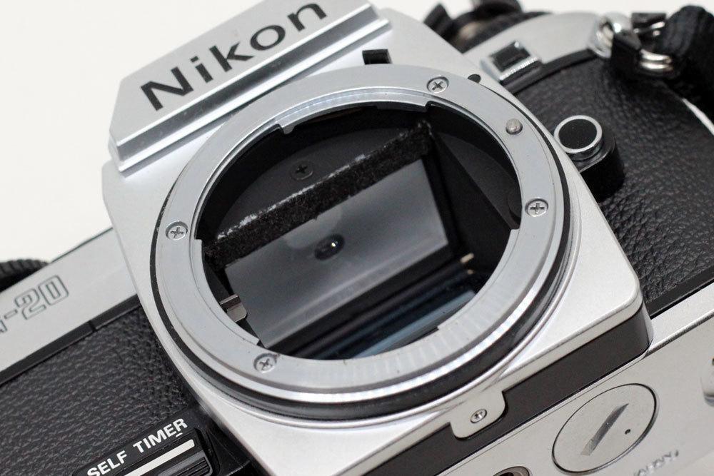 ニコン Nikon FG-20 NIKKOR 35-70mm 3.5-4.8 フィルムカメラ_画像10