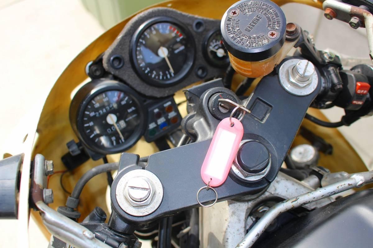 NSR250 MC21 STD 書類付き 不動車 部品取り レストアベース_画像5