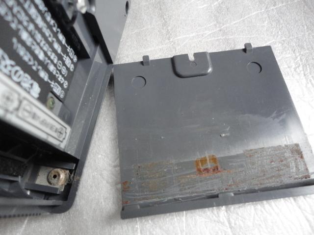 ジャンク  SHARP PC-G813_画像5