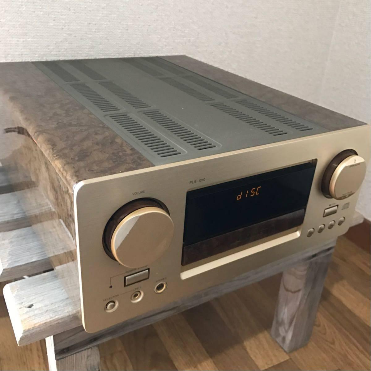 BOSE ボーズ CD内蔵アンプ PLS-1210 動作品!