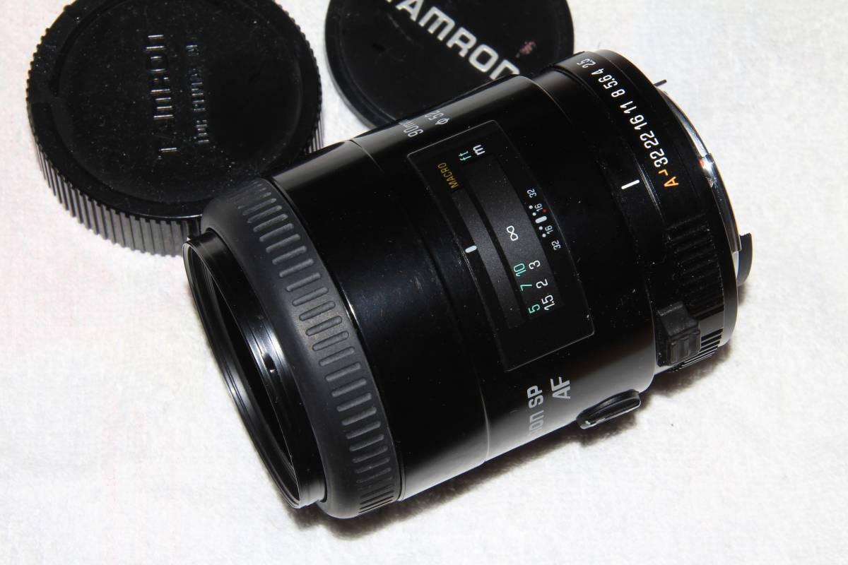 タムロン TAMRON AF SP 90mm F2.5 マクロ MACRO ペンタックス PENTAX 用 52E