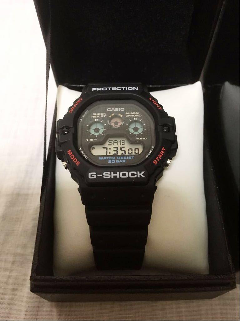 f9ad5b8302 代購代標第一品牌- 樂淘letao - 値下げ【未使用】CASIO G-SHOCK ジーショックDW-5900 復刻モデルDW-5900-1JF 3つ目 メンズ時計