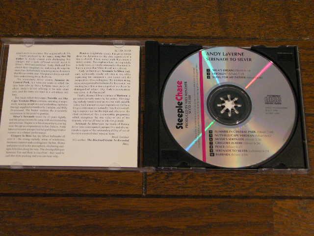 【アンディ・ラヴァーン・クインテット/ホレス・シルバーに捧ぐ】ビリー・ドラモンド他 ★23年前発売CD★超希少★1996年輸入美盤★名盤_画像4