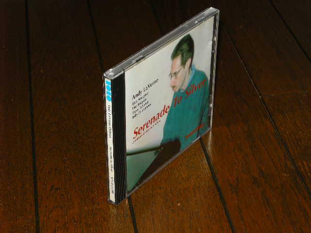 【アンディ・ラヴァーン・クインテット/ホレス・シルバーに捧ぐ】ビリー・ドラモンド他 ★23年前発売CD★超希少★1996年輸入美盤★名盤_画像6