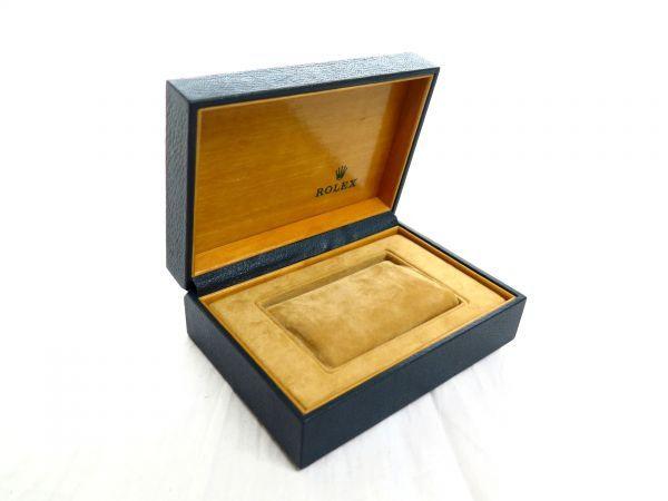 1円 ROLEX ロレックス 時計BOX 箱 取説 保証書 イカリ カードケース 68.00.55_画像2