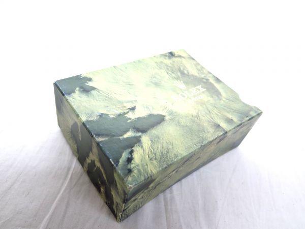 1円 ROLEX ロレックス 時計BOX 箱 取説 保証書 イカリ カードケース 68.00.55_画像6