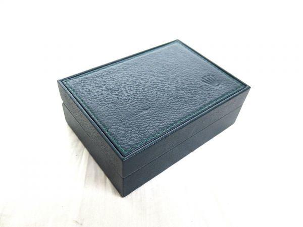 1円 ROLEX ロレックス 時計BOX 箱 取説 保証書 イカリ カードケース 68.00.55_画像3