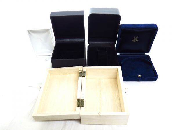1円 ROLEX セイコー ブルガリ ヴィトン グッチ ガガミラノ 等 時計付属品 18点まとめて _画像7