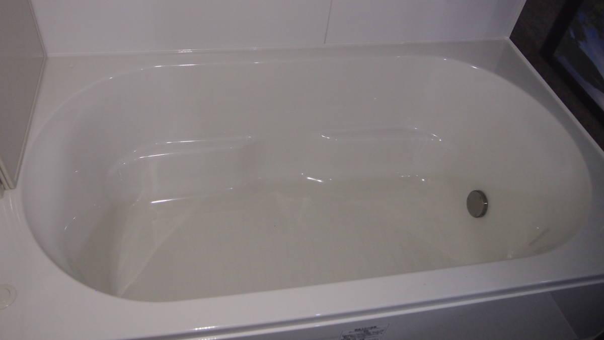 LIXIL ユニットバス マンションタイプ 1418サイズ 左浴槽 BZW-1418LBE 水栓なし 展示品 0408004_画像2