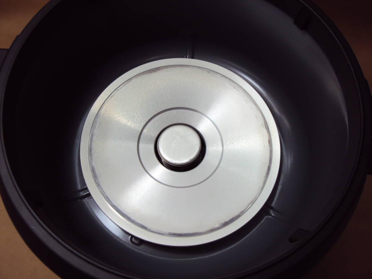 美品 12年製 パナソニック 電気圧力鍋 SR-P37 家庭用 ピンク_画像4