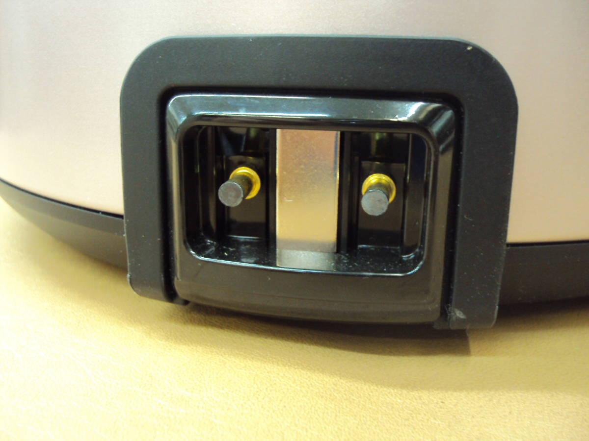 美品 12年製 パナソニック 電気圧力鍋 SR-P37 家庭用 ピンク_画像9