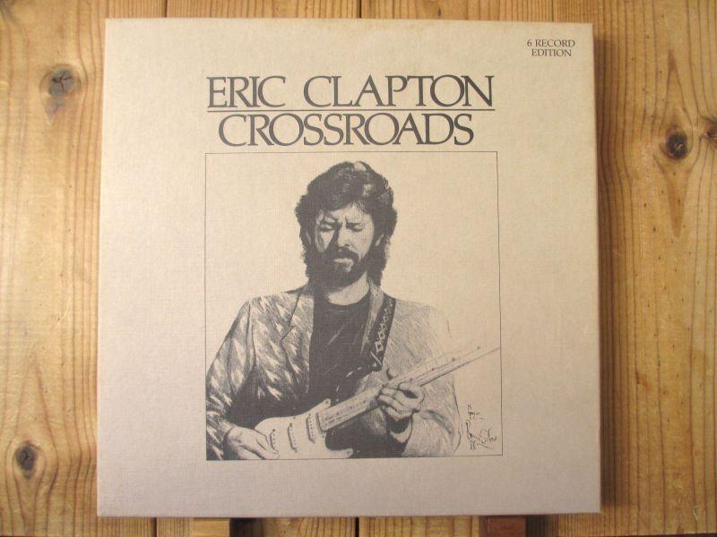 未発表 / 6枚組LPボックス / Eric Clapton / エリッククラプトン / Crossroads / Polydor / US盤 / オリジナル_画像1