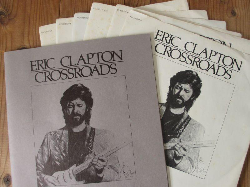 未発表 / 6枚組LPボックス / Eric Clapton / エリッククラプトン / Crossroads / Polydor / US盤 / オリジナル_画像2