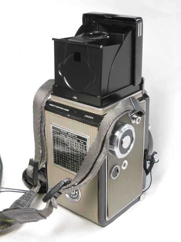 撮影テスト済は希少 flexaret Ⅵ フレクサレットオートマット Ⅵ型 _画像4