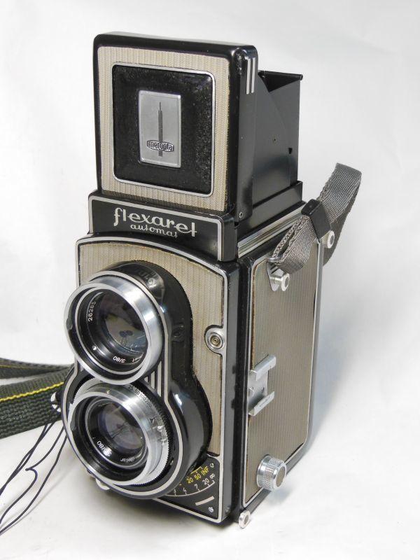 撮影テスト済は希少 flexaret Ⅵ フレクサレットオートマット Ⅵ型 _画像2