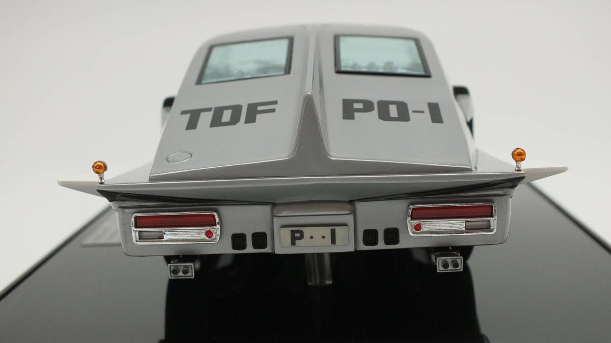 フジミ 1/24ウルトラセブン TDF PO-1 ポインター 完成品_画像4