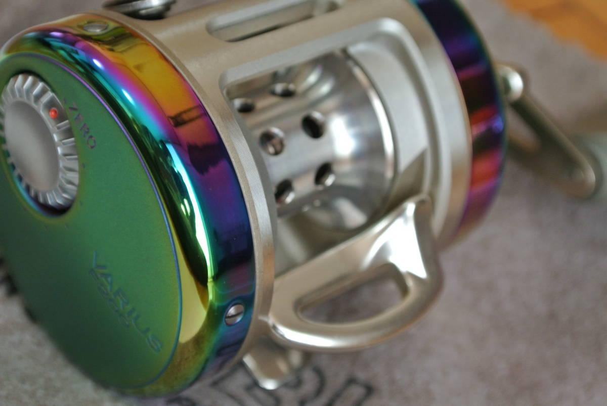 ♪♪未使用 リョービ バリウス スペクトル F200 右巻き 日本製 ♪♪_画像6