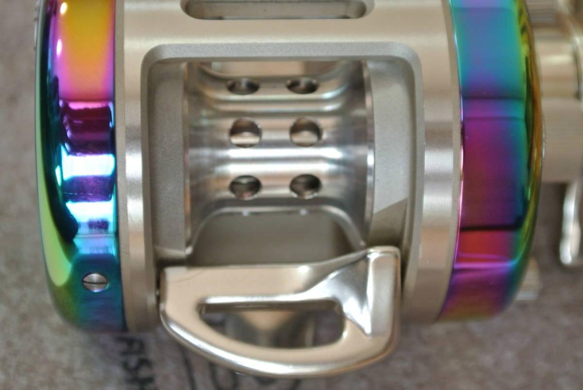 ♪♪未使用 リョービ バリウス スペクトル F200 右巻き 日本製 ♪♪_画像7