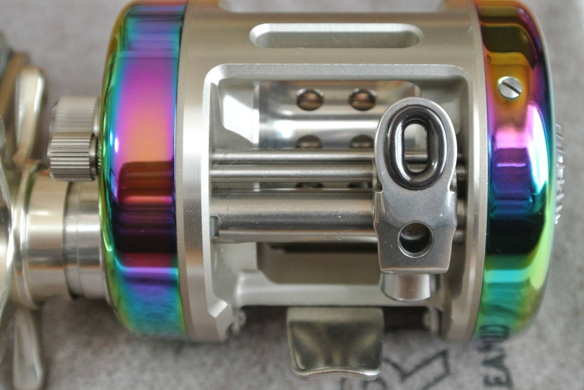 ♪♪未使用 リョービ バリウス スペクトル F200 右巻き 日本製 ♪♪_画像8