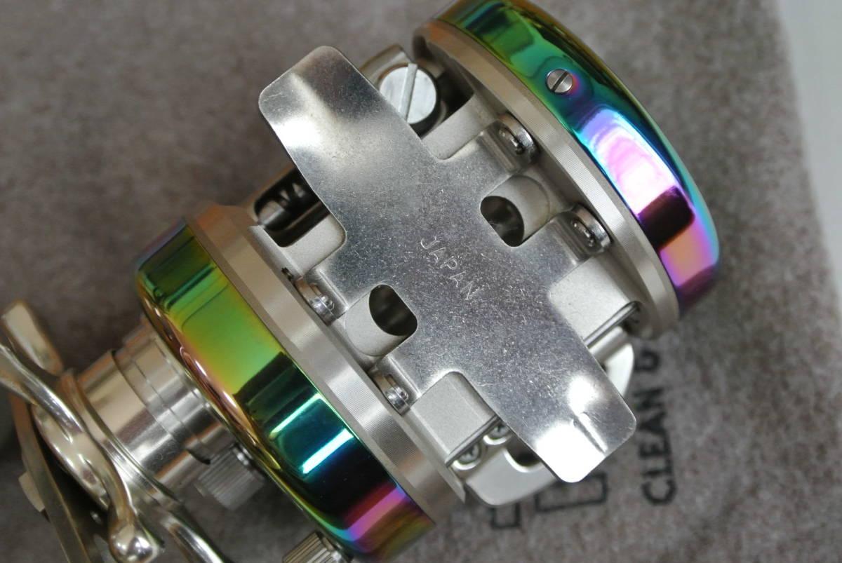 ♪♪未使用 リョービ バリウス スペクトル F200 右巻き 日本製 ♪♪_画像9