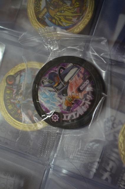 魔神デスロット ブラック魔神メダル 激闘地球バトル編 エアコン神 ホットクール SP-85_画像2