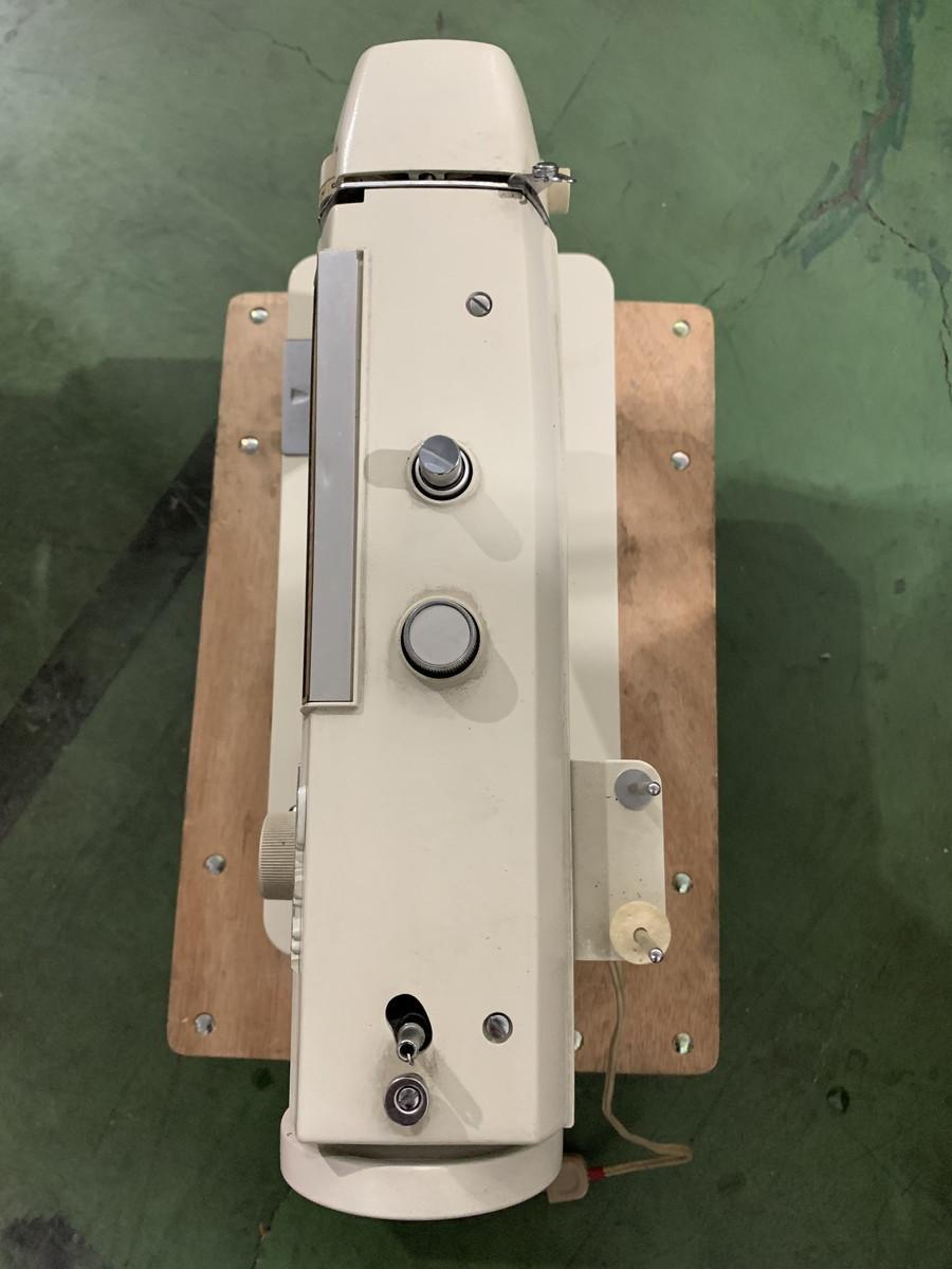4-183 BROTHER ブラザー ZU2-B605 ミシン (通電のみ 動作未確認) _画像4