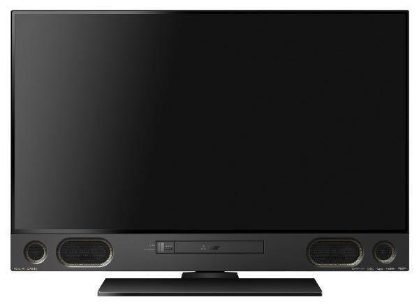 未使用 三菱 40V型液晶テレビ REAL LCD-A40XS1000 ブラック 新4K衛星放送チューナー内蔵 保証書有