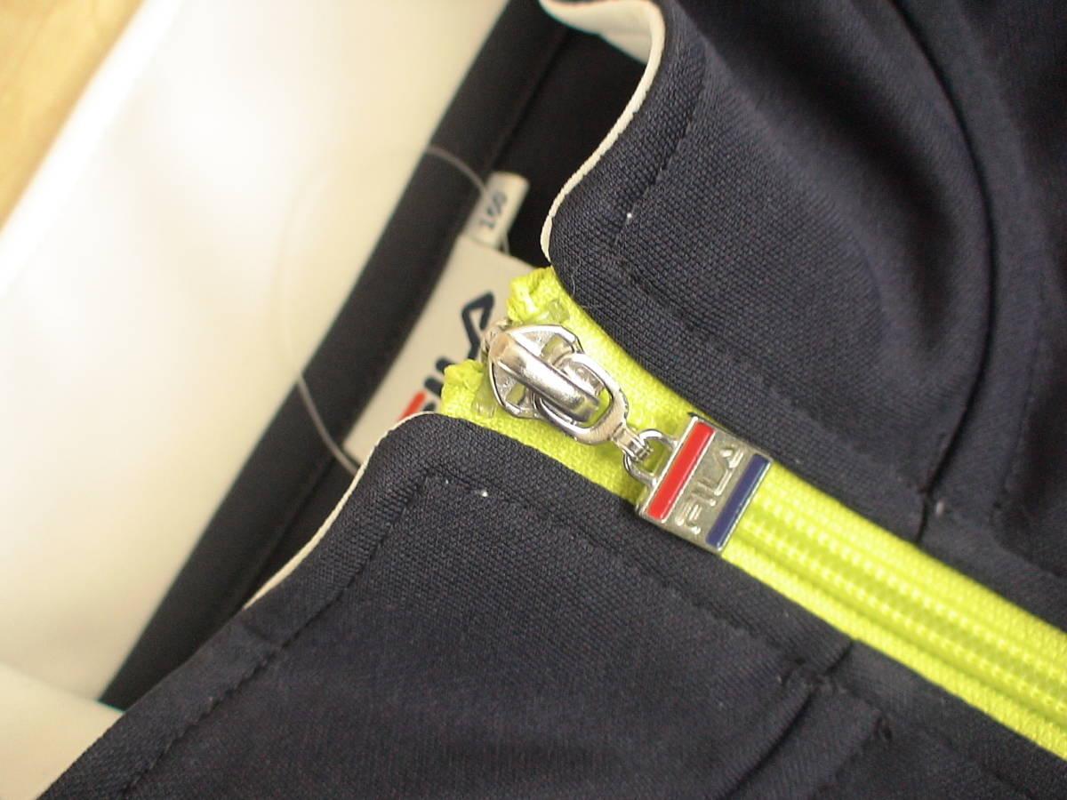 新品 FILA(フィラ)ジャケット 160㎝ ジャージ 上_画像3