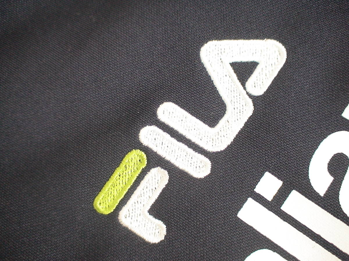 新品 FILA(フィラ)ジャケット 160㎝ ジャージ 上_画像4