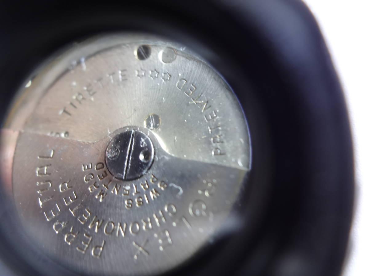 格安 ロレックス Rolex バブルバック ref.2940 ユニークダイヤル ベンツ針_画像6