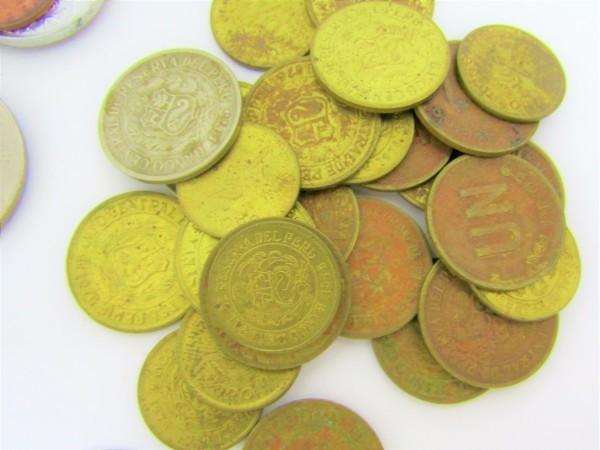 硬貨 古銭 いろいろおまとめ 日本 世界 アメリカ フランス アルゼンチン メキシコ ペルー ブラジル 香港 マレーシア 等 約2.6㎏_画像3