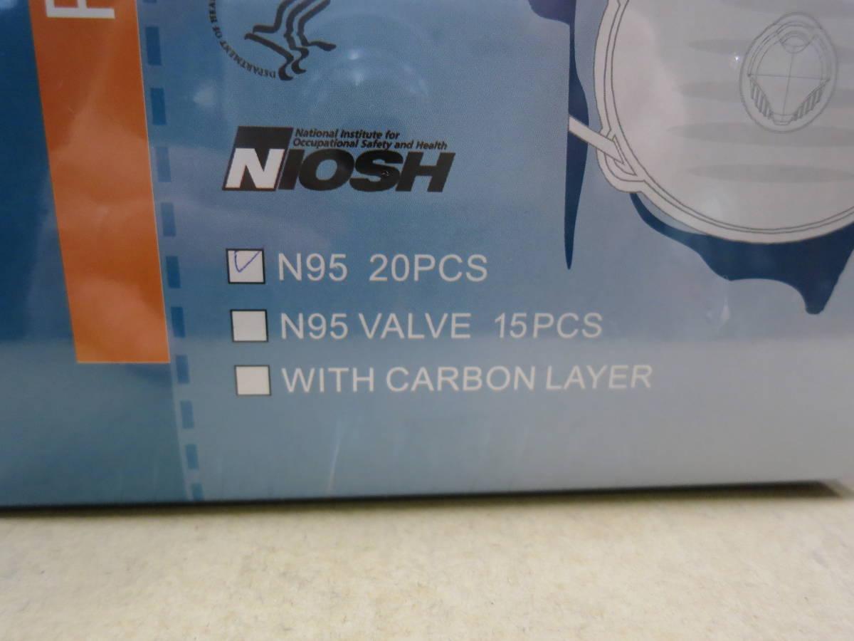 aero pro n95 マスク 20枚入り_画像7