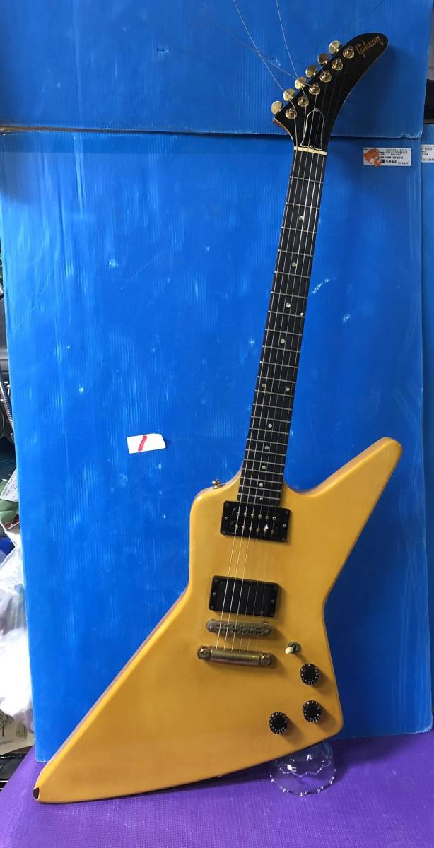 ★ジャンク★ ギブソン エレキギター