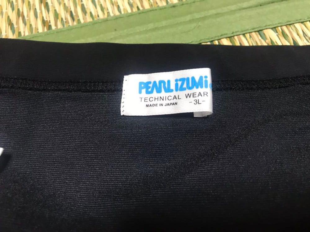 パールイズミ PEARL iZUMi サイクルパンツ レーパン 3DNEO 3Lサイズ_画像4