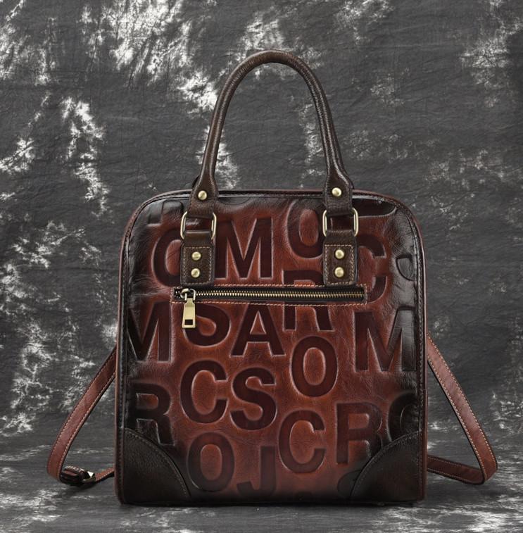 【超高級定価35万円】高品質 綺麗 レディースバッグ ハンドバッグ大容量トートバッグ ショルダーバッグ 高級牛革_画像3
