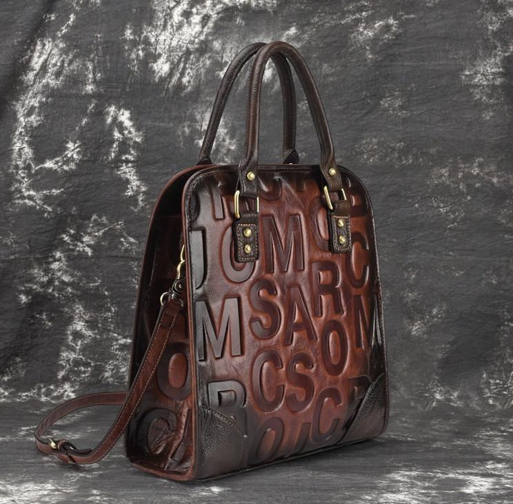【超高級定価35万円】高品質 綺麗 レディースバッグ ハンドバッグ大容量トートバッグ ショルダーバッグ 高級牛革_画像2