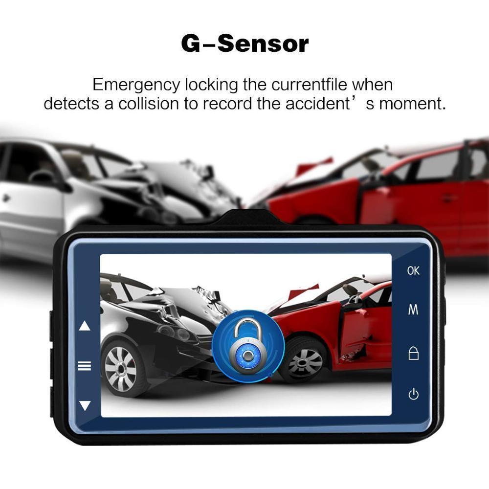 2019版 GPS/ADAS/WDR/4K! 対応 高画質 広角170° ミニ ドラレコ 搭載 ドライブ レコーダー 衝撃録画 常時録画 駐車監視 動体検知 3インチ_画像5