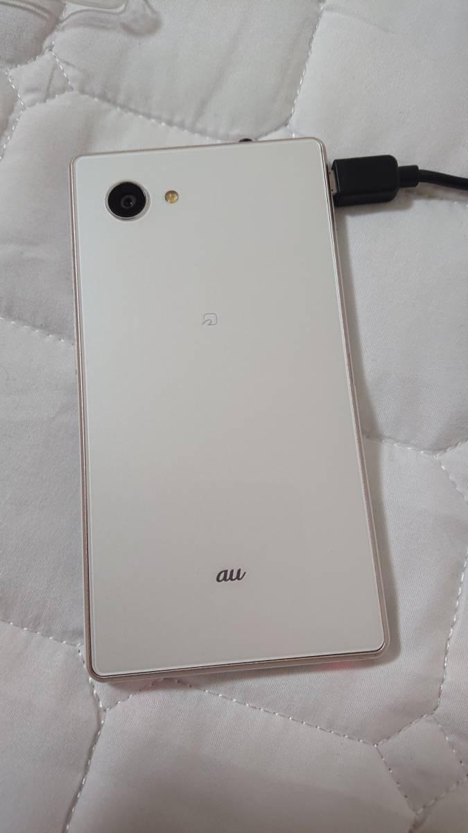 (送料無料)(美品)AQUOS SERIE mini SHV33 au_画像5
