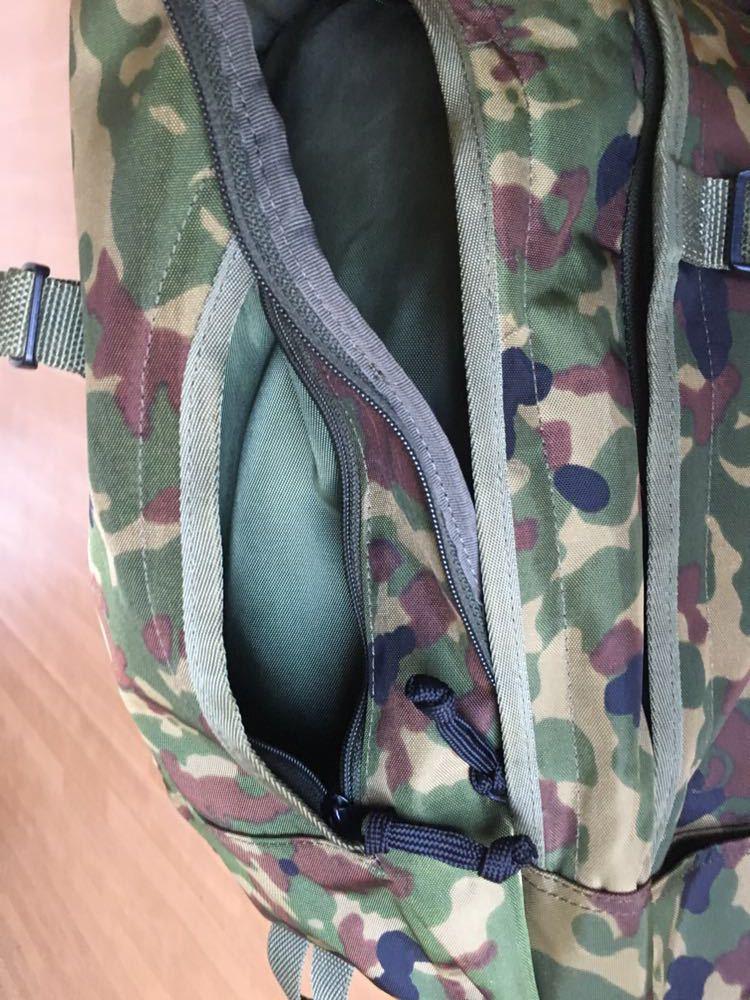 陸上自衛隊 スツールディパック 椅子付きリュックサック 登山 サバゲー 自衛隊装備 リュック ディパック_画像8