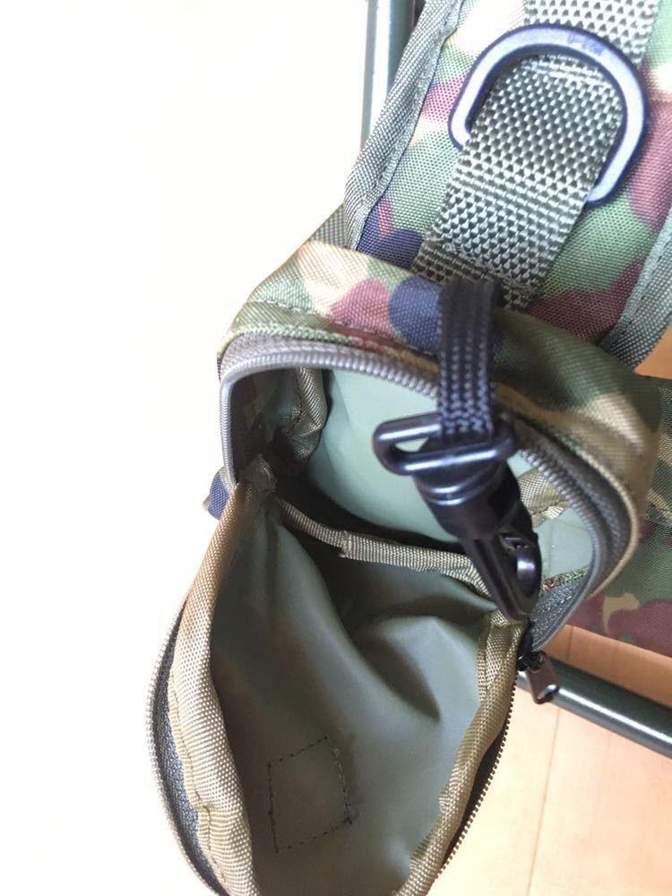 陸上自衛隊 スツールディパック 椅子付きリュックサック 登山 サバゲー 自衛隊装備 リュック ディパック_画像10