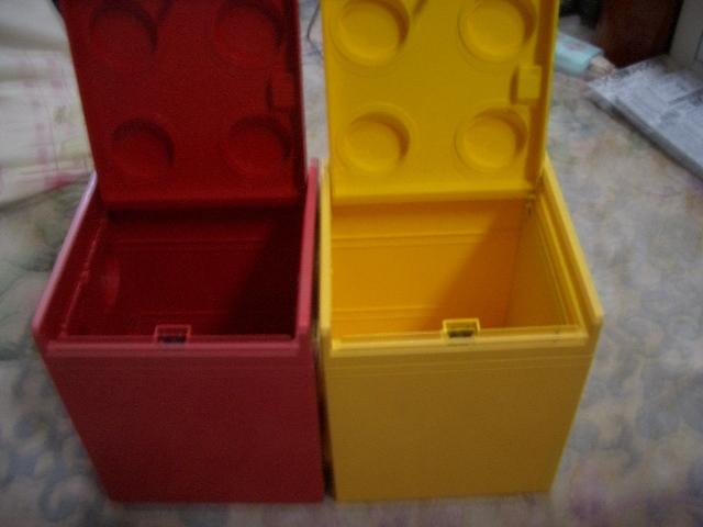 激安スタート LEGO/レゴ  中古CDケース 2個セット 早いものがち_画像2