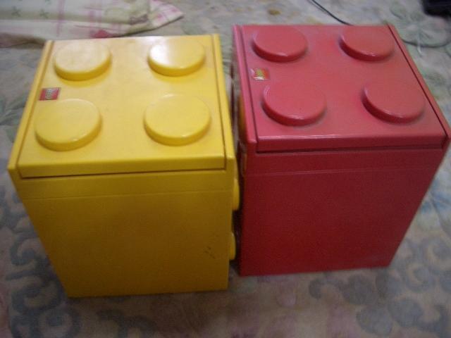 激安スタート LEGO/レゴ  中古CDケース 2個セット 早いものがち_画像1